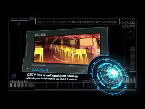 college of engineering and technology payyanur   Uploaded by Faizal Valiyakath on Jun 02, 2012   College of Engineering and Technology, Payyanur