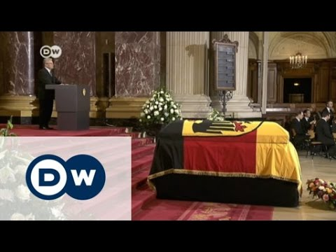State Funeral for Richard von Weizsäcker | Journal