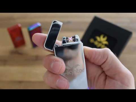 e-lighter - das beste Feuerzeug der Welt