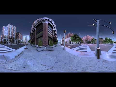 360 Panoramic Stereoscopic Export Pipeline — Oculus