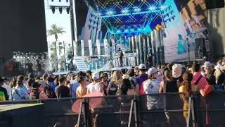 Chromeo - bonafied lovin - live at coachella - weekend1