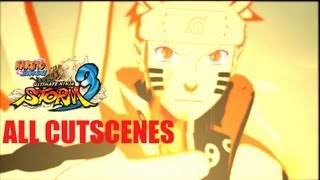 THE MOVIE! - ALL CUTSCENES (w/ English Subs)【HD】