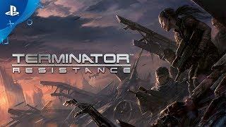 Terminator: Resistance | Announcement Trailer | PS4