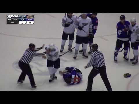 Tyler Minx vs. Chapen Leblond