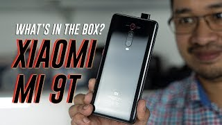 Xiaomi Mi 9T Unboxing and comparison with Mi 9 and K20 Pro