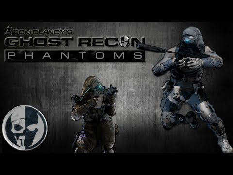 Tom Clancy's ghost recon phantoms [GamePlay] (CZ,HD)