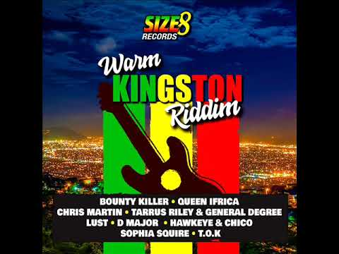 Warm Kingston Riddim Mix (Full) feat. Tarrus Riley Chris Martin Queen Ifrica (January 2019)