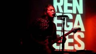 Renegades - White Lines (Live @ The Hoxton 08-02-10)