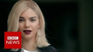 Kendall Jenner Pepsi advert: Why did it wind people up? BBC News