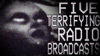 5 Terrifying Radio Broadcasts
