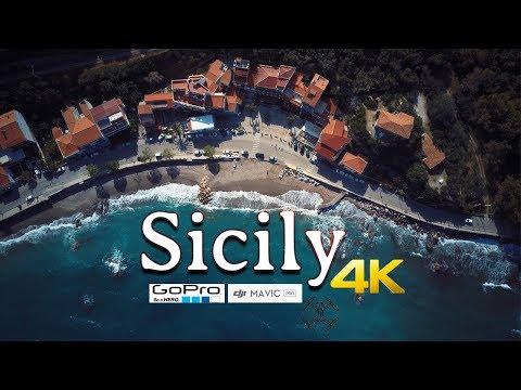 Sicilia - Il Paradiso in Terra - [4K]