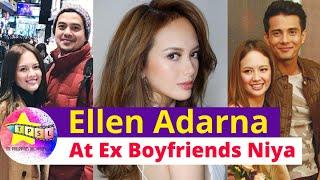Ellen Adarna At Ex Boyfriends Niya | Sino ang pinakagwapo sa kanila?