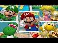 Mario Power Tennis: All Character 39 s Trophy Celebrati