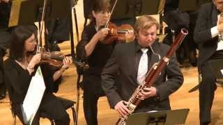 IDRS Video - Philipp Zeller Francisco - Mignone: Concertino for Bassoon and Chamber Orchestra