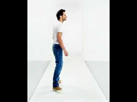Herren Slim Fit Jeans von  Levi's