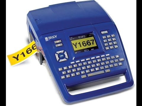 Brady BMP71 Label Printer EMC Supplies (M) Sdn. Bhd. is an established supplier mainly supplying Electro, Mechanical Components. We are an authorised distributor for the brand Brady, RKC, Hubbell and Nitto.