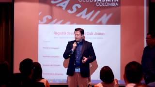 Livejasmin visita Colombia en el 2014