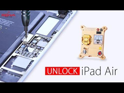 hack unlock ipad