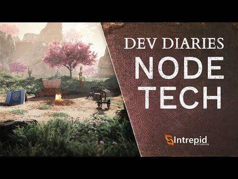 Ashes of Creation - Dev Diaries - Node Tool