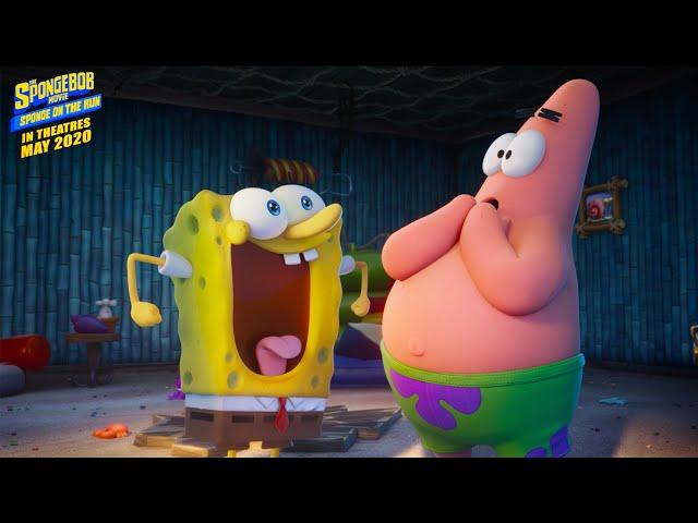 The SpongeBob Movie: Sponge On The Run - Big Game Spot