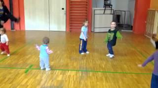 preview picture of video 'Cvičení v sokole, zapojila se i Apolenka'