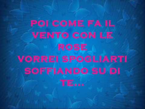 Eros Ramazzotti - Per me Per sempre + Testo (By Valentina Lyrics)