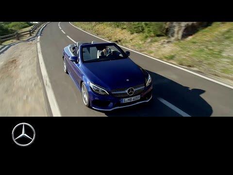 Geneva International Motor Show: Premiere of the new C-Class Cabriolet - Mercedes-Benz original