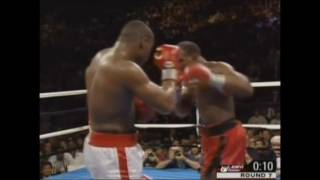 Легендарные бои — Холифилд-Боу (1992) | FightSpace