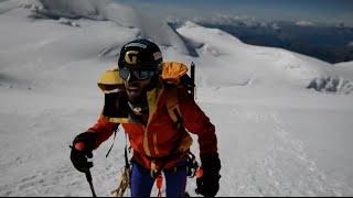 Danilo Callegari: secondo test per Africa Extreme 2015 sul Monte Rosa