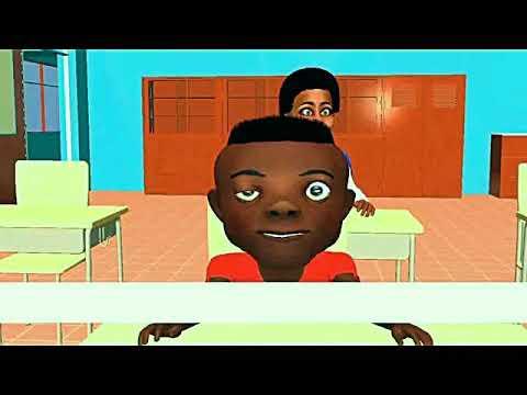 Urhobo Cartoon Aunty Ruky Full Video Part 1