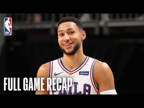 76ERS vs HORNETS | Philadelphia & Charlotte Go Down To The Wire  | March 19, 2019