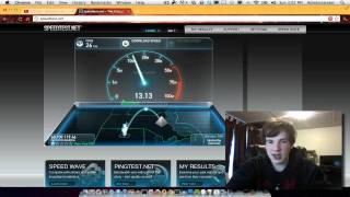 How to test your internet speed
