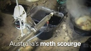 Crystal meth cooks recruited as young as 11