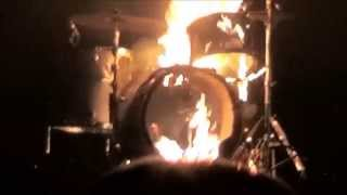 D-A-D - Burning Drums / Bad Craziness - Live From Køge Denmark 2014