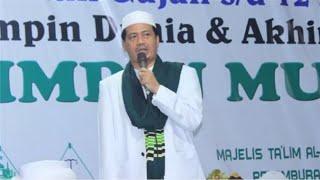 Ceramah KH Qurtubi Jailani Tentang Kepemimpinan  Banten