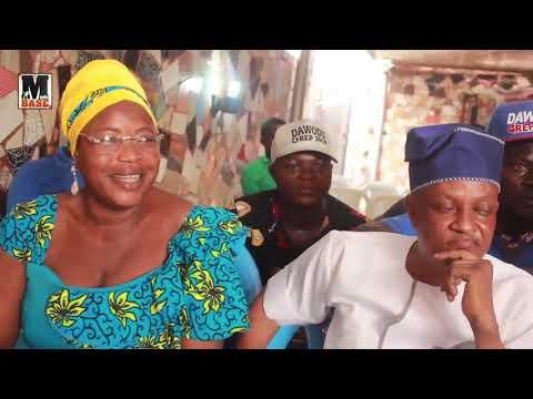 MC OLUOMO PROMISE TO CELEBRATE IN OSHODI WITH THE PRESENT OF SANWO OLU