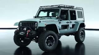 Jeep Switchback Concept with Joe Dehner