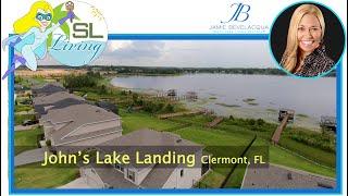 John's Lake Landing 2018