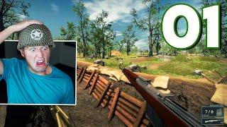 WW2 Bunker Simulator - Part 1 - The Beginning