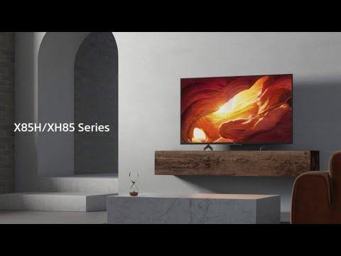 "Sony KD43XH8505 (43"", 4K, LCD, 2020)"