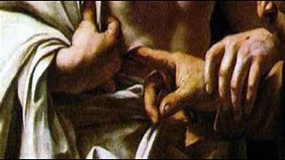 Jesus Journey for 40 days after Resurrection - Jesus appears to Doubting Thomas April 2018