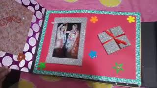 1st marriage anniversary card for di and jiju