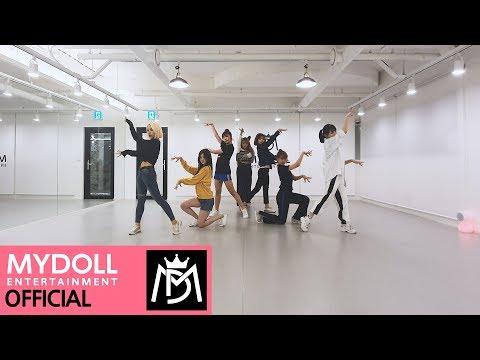 [핑크판타지] 'Fantasy'  안무 영상 Fantasy Dance Practice (PinkFantasy)