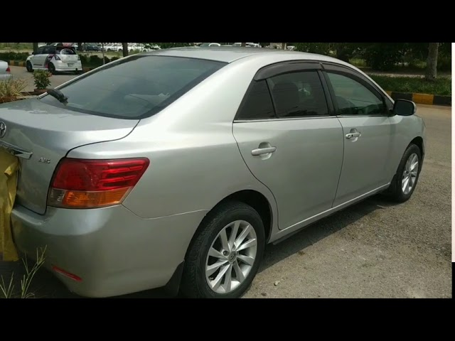 Toyota Allion A15 2007 for Sale in Islamabad