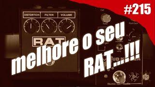 Rig on Fire  - #215 - Melhore o seu Rat !!!!