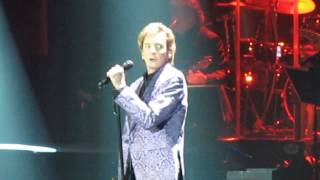 Barry Manilow - Who's been sleeping in my bed - O2 Arena 15th May 2012