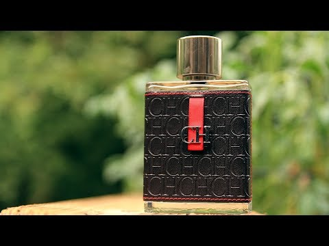 CAROLINA HERRERA CH MEN FRAGRANCE REVIEW | AMAZING SUGARY LEATHER SCENT