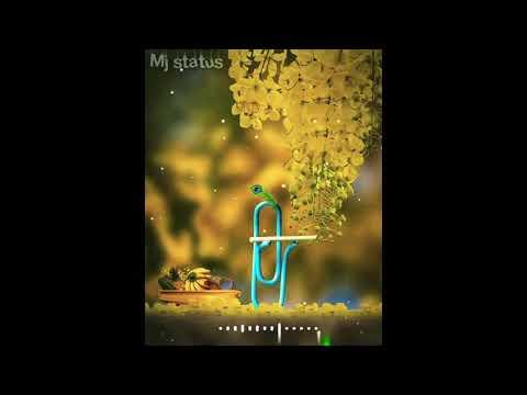Download Radha Krishna New Status Flute Music Video 3GP Mp4 FLV HD