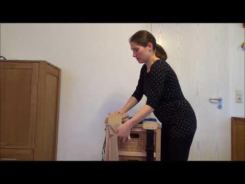 Die Öbungen beim heftigen Schmerz im Rücken nach bubnowskomu