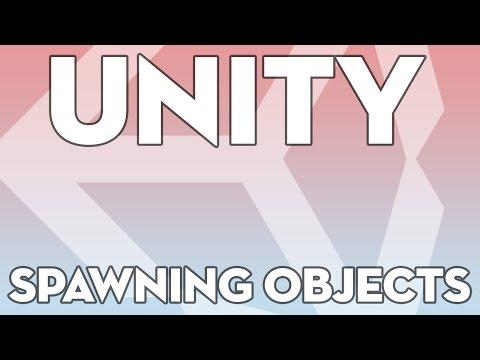 Unity Tutorials - Beginner 05 - Instantiate - Unity3DStudent.com